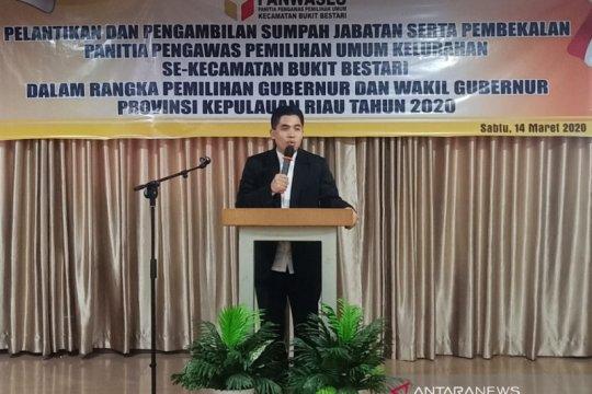 Bawaslu Tanjungpinang temukan 26 calon pemilih tidak terdata