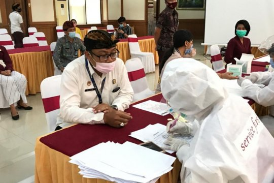 Dua pegawai Kanwil KemenkumHAM Bali dinyatakan positif COVID-19