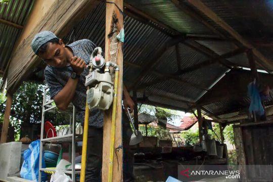 Usaha katering di Aceh Utara mulai gunakan jargas PGN