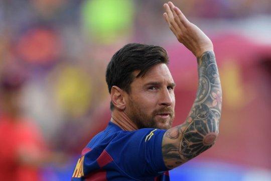 Ayah Messi terbang dari Argentina untuk desak bos Barcelona