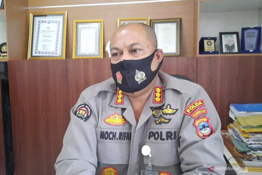 Polda Kalsel: Teroris diamankan terkait serangan Polsek Daha Selatan