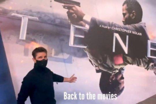 """Tom Cruise hadiri pemutaran perdana """"Tenet"""""""