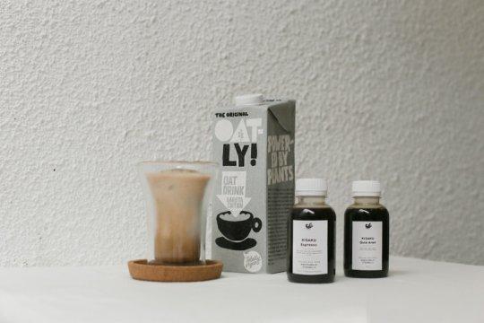 Resep kopi susu gula aren Iced Kampoeng Latte