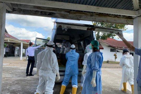 Kluster LP bertambah, 4 warga binaan di Batanghari terinfeksi COVID-19