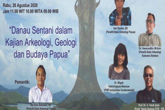 Bupati Jayapura apresiasi webinar danau Sentani dalam kajian Arkeologi