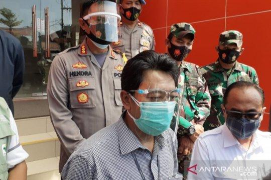 Pemkab Bekasi sebut kluster LG kasus impor sporadis