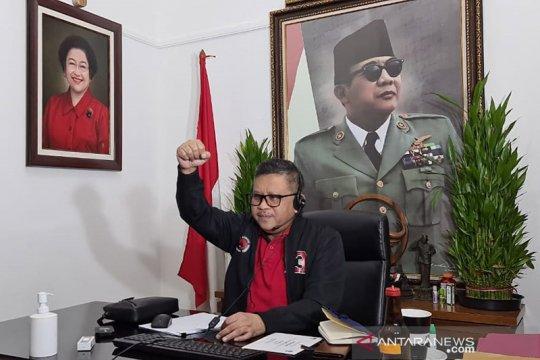 Megawati apresiasi kedisiplinan calon kepala daerah di sekolah partai