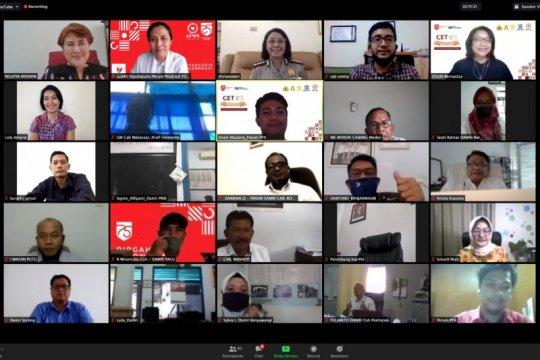 """PFN gelar seminar virtual """"Persepsi Gender dalam Dunia Profesional"""""""