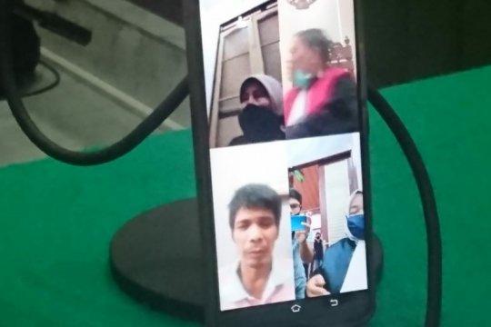 PN Medan vonis 13 tahun penjual sabu-sabu pada polisi