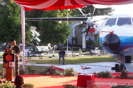 Panglima TNI resmikan Monumen Pesawat N250 di Yogyakarta