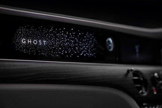 Rolls-Royce Ghost menyapa dunia pada 1 September