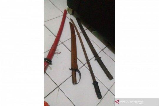 Empat DPO tawuran di Johar Baru kabur ke luar Jakarta