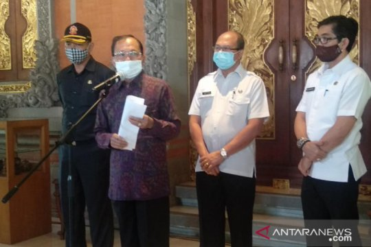 Bali kenakan denda Rp100.000 bagi warga tak pakai masker