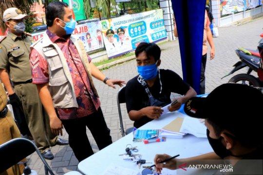 Denda Rp100 ribu bagi pelanggar protokol kesehatan di Kota Tangerang