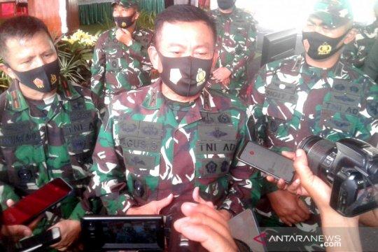 Pangdam Sriwijaya: Tidak ada daerah rawan konflik pilkada di Sumsel
