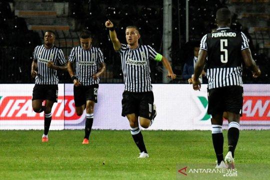 Kualifikasi Liga Champions: PAOK kalahkan Besiktas 3-1