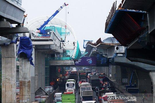 Warga Jatimulya Bekasi tolak pembongkaran jembatan KM 13