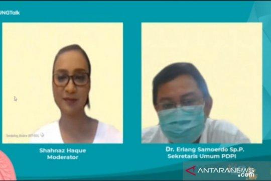Dokter paru: Pandemi COVID-19 tingkatkan beban pelayanan kanker paru