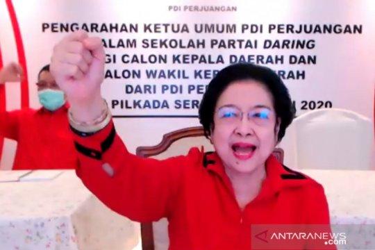 Deklarasi KAMI, Megawati: Banyak yang ingin jadi Presiden