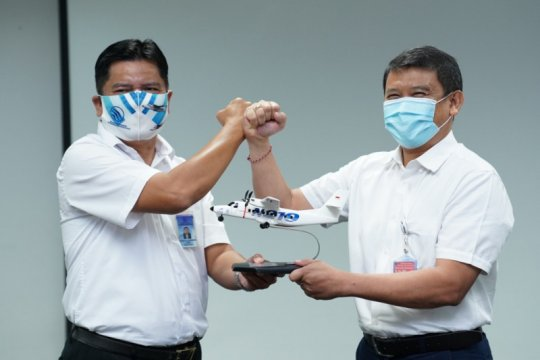 GMF-PT DI jajaki kerja sama perawatan dan penyediaan komponen pesawat