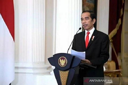 Presiden Jokowi ajak GP Ansor ikut jaga ruang kebebasan