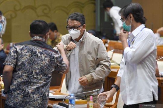 DPR setujui anggaran Kementerian ESDM 2021 Rp7 triliun