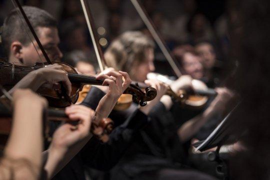 Pertunjukan musik klasik virtual ini untuk perangi KDRT