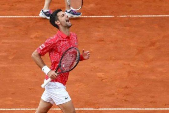 Djokovic melaju, Murray tersingkir di Western and Southern Open