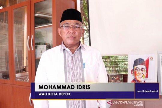 Wali Kota Depok ajak masyarakat terapkan personal lockdown
