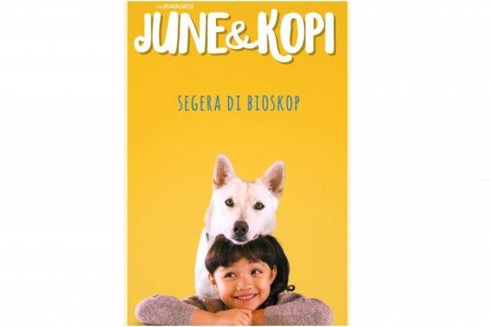 """Persahabatan anjing dan manusia di film """"June dan Kopi"""""""