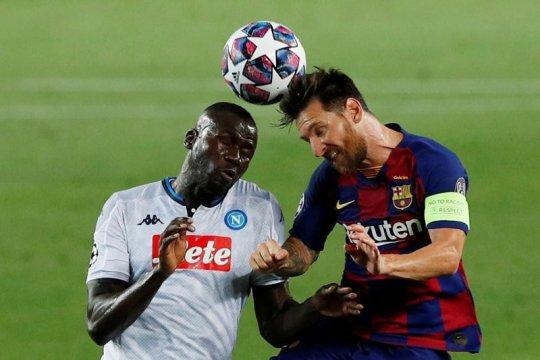 Messi kabarnya sudah sepakati kontrak Rp12,2 triliun di City