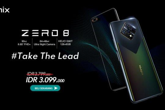 Infinix Zero 8 resmi dirilis, cek harganya