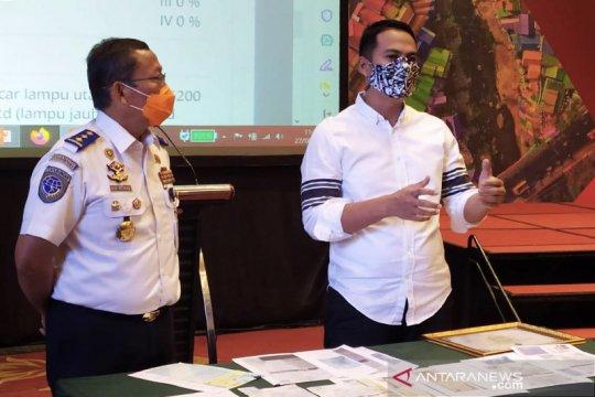 Polisi bongkar praktik pemalsuan Bukti Lulus Uji Elektronik Kemenhub