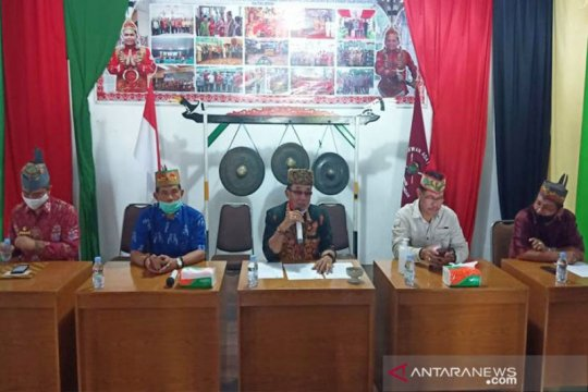 Dewan Adat Dayak Kalteng tegaskan kasus Efendi Buhing murni kriminal