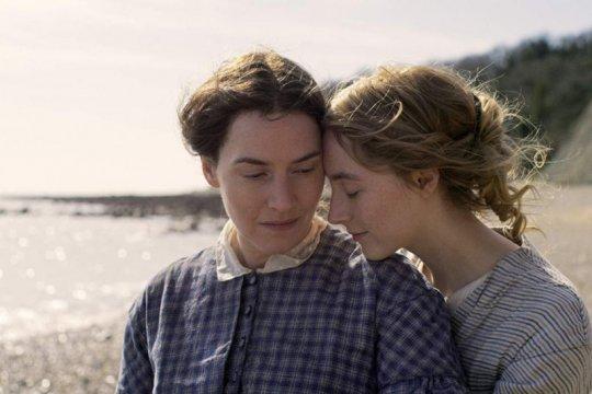 """""""Ammonite"""" akan jadi film penutup di Festival Film London"""