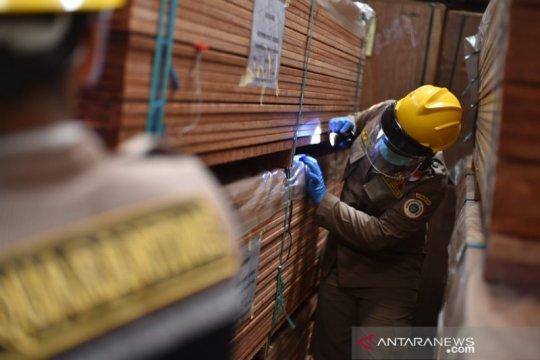 Kaltara ekspor kayu olahan ke AS dan Malaysia