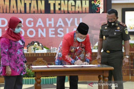 KPK kawal pemanfaatan aset jalan senilai Rp200 miliar di Barito Timur