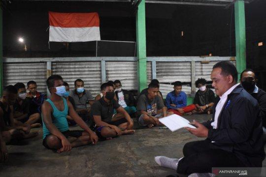 BP2MI bawa 19 calon ABK dari tempat penampungan di Jakarta Utara
