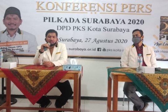 PKS beri dukungan Machfud-Mujiaman di Pilkada Surabaya