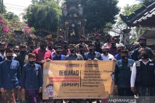 Bawaslu Bali inisiasi Desa Sadar Hukum cegah pelanggaran pilkada