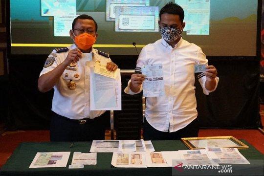Kemenhub temukan lima bukti lulus uji elektronik palsu di Malang