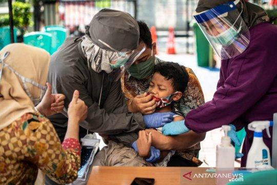 Kemenkes komitmen tingkatkan cakupan imunisasi rutin di masa pandemi