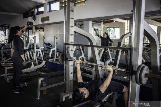 Gym diperbolehkan beroperasi mulai Senin