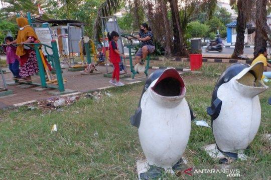 Seluruh taman di Jakarta tutup sementara mulai Senin
