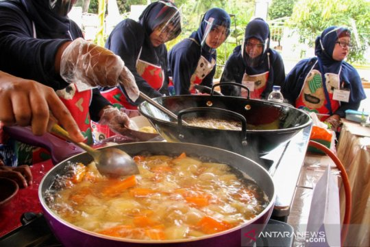 PDIB: Makanan sehat bergizi jaga imun jalani puasa