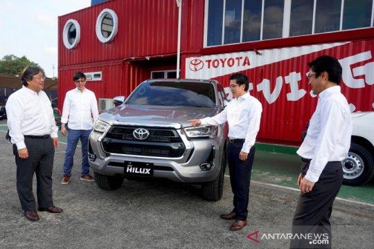 Penjualan mobil hibrid naik, Toyota: Kendaraan listrik makin diminati