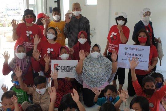 Perempuan Tangguh Jakarta bantu asupan gizi bagi warga Tambak Lorok