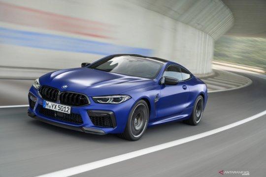 Rangkaian BMW M8 2020 meluncur terbatas, harganya Rp6,7 miliar