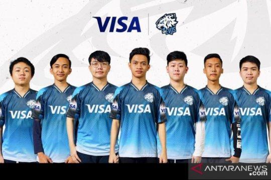 EVOS kolaborasi dengan Visa dukung perkembangan esports di Indonesia