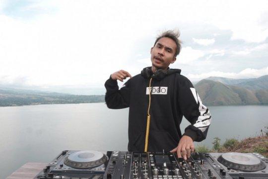 DJ Cliffrs kenalkan pariwisata Sumatra Utara lewat musik